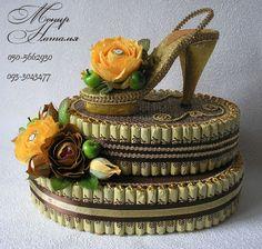 Gallery.ru / Фото #86 - Тортики из конфет - monier