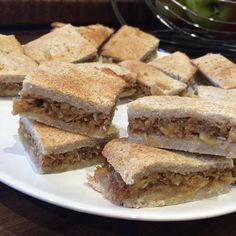 Vegán almás pite Paleo, Naan, French Toast, Sandwiches, Gluten, Sugar, Healthy, Breakfast, Recipes
