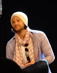 Jared on stage :) #JIBCon5