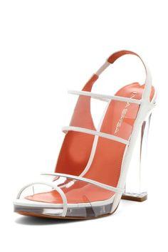 Fun clear high heels! | Foot Wear | Pinterest | Vanities, Glasses ...