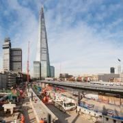 Two new platforms at London Bridge rail station revealed as massive Thameslink improvement programme gathers pace. In Plan, London Bridge, Under Construction, Brighton, San Francisco Skyline, Platforms, Paris Skyline, Britain, Building