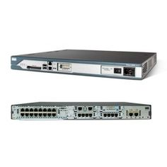 Cisco 2811 and Cisco 2821 Integrated Services Routers Manual