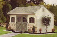 Amish Barns and Amish Sheds