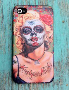 Carcasa Celular Marilyn - Mytó Design — Larinlaran. Tienda Virtual de Diseño y Moda. $48.000
