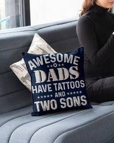 Awesome Dads Have Tattoos and Two Sons - J Navy tattoo antebrazo, watercolor tattoo, geometric tattoo #tattooflash #tattoosofinstagram #inkedandsexy, dried orange slices, yule decorations, scandinavian christmas Two Daughters, Sons, Chef Tattoo, Tattoo Cat, Grandparents Tattoo, Navy Tattoos, Dachshund Tattoo, Free Hand Tattoo, Purple Cat