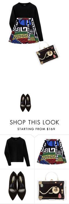 Stella McCartney Adidas Black Suriya ballet shoes