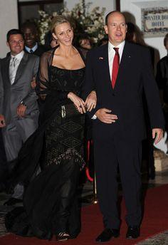 Princess Charlene of Monaco photo gallery