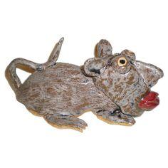 Jenkin the Monstrous Rat Sculpture