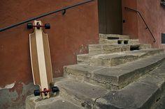 #wood #handmade #madeinitaly #longboard by Bruko Boards www.brukoboards.com