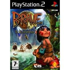 Brave: The Search For Spirit Dancer for Sony Playstation 2/PS2 from Vis Entertainment (SCES 51635)