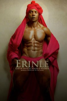 Orishas by Noire 3000 aka James C. Lewis - Erinle