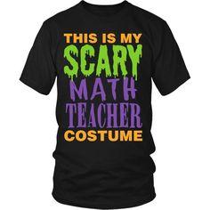 Math - Halloween Costume -  - 6