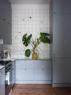 Scandinavian Interior, Home Interior, Kitchen Interior, Interior Design Living Room, Kitchen Time, New Kitchen, Kitchen Dining, Kitchen Decor, Humble House