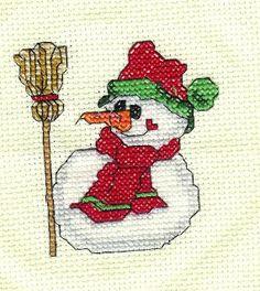 Christmas Ornament Stitch-A-Long: September 2008