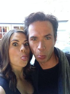 hayley atwell, agent carter, and james d'arcy Bild