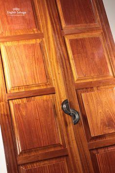 Reclaimed Horizontal Veneered Doors / Panels