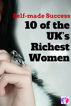 We have profiled 10 of the most successful women in business in the UK. Let's celebrate the achievement of the women in business who are inspiring others to follow in their footsteps.