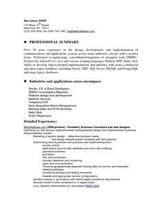 Example Resume Letter Cover For Job Best Business Sample