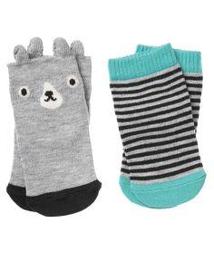 Cub & Stripe Socks
