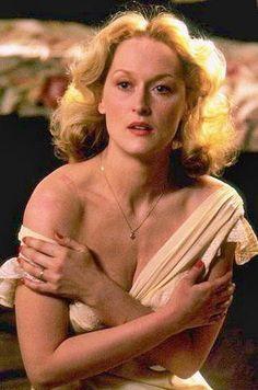 Meryl Streep 1982  - Sophie's Choice