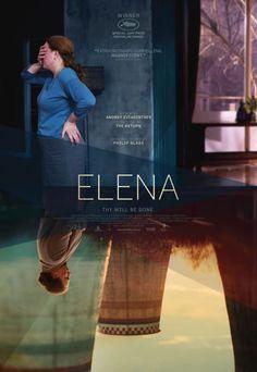 Saved / Australian poster for ELENA (Andrey Zvyagintsev, Russia, 2011) Designer: Carnival Studio Poster source: IMPAwards