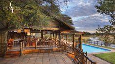Savute Elephant Camp - Orient-Express Hotels - Luxury Safari in Savute, Chobe National Park, Botswana Unique Hotels, Best Hotels, Chobe National Park, National Parks, Seychelles, Safari, Elephant Camp, Okavango Delta, Outdoor Swimming Pool
