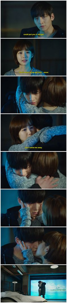K-drama Healer! Ok, my heart melted at this scene. Lol