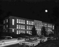 1960s Waynesboro High School in Waynesboro, Virginia
