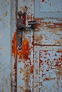'alte Tür in Brixen...' von loewenherz-artwork bei artflakes.com als Poster oder Kunstdruck $19.41