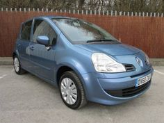Used (60 reg) Nightwatch Blue Renault Modus 1.2 Expression 5dr [AC] [Euro 4] for sale on RAC Cars
