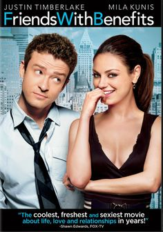 Friends with Benefits - Critics and audiences alike found much to admire in this delightful romantic comedy, not the least of which was the sparkling chemistry between the two young stars.Dylan (Justin Timberlake) and Jamie (Mila Kunis) think it's going to be easy to add the simple act of sex to their friendship, despite what Hollywood romantic comedies would have them believe. They soon discover however that getting physical really does always lead to complications.Emma Stone, Patricia…