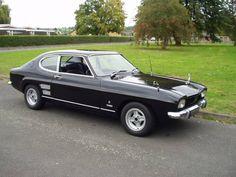 2000GT XLR Capri Classic Cars British, Ford Classic Cars, Ford Capri 1970, 1969 Chevy Camaro Ss, Mk1, Ford Models, Hot Cars, Motor Car, Vintage Cars
