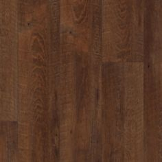 "Picture of US Floors COREtec Plus XL Long Plank Montrose Oak- 9"", dark hardwood, wide plank, luxury vinyl tile"