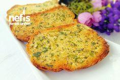 Sarımsaklı Ekmek Dilimleri Tarifi nasıl yapılır? 6.223 kişinin defterindeki bu tarifin resimli anlatımı ve deneyenlerin fotoğrafları burada. Yazar: Nesli'nin Mutfağı