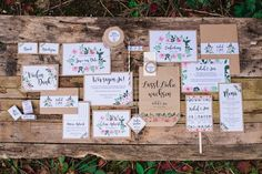 #hochzeitspapeterie Copper Boho Love – lässige Hochzeitsinspirationen | Hochzeitsblog The Little Wedding Corner