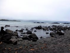 Black Sand Beach, ovvero come camminare nel colore nero