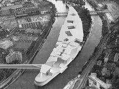 ILE SEGUIN (FOUNDATION FRANCOIS PINAULT) Paris, France,