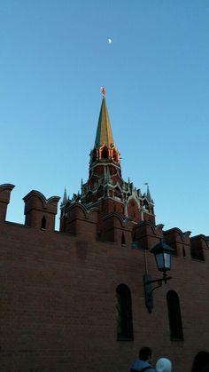 Trinity tower of Kremlin
