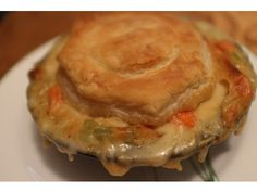 Homemade Easy Chicken Pot Pies