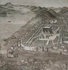 Kaaba-Kabe Mecca Masjid, Masjid Al Haram, Old Pictures, Old Photos, Islamic City, Mecca Wallpaper, History Of Islam, Wow Video, Mekkah