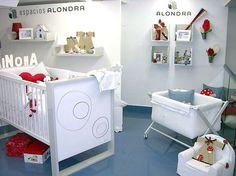 Spain baby furniture shop Alondra.