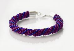Bracelet Crochet Beaded Bracelets, Bead Crochet, Bracelet Making, Jewelry Making, Classic Paintings, Jewelry Collection, Handmade Jewelry, Jewellery, Beads
