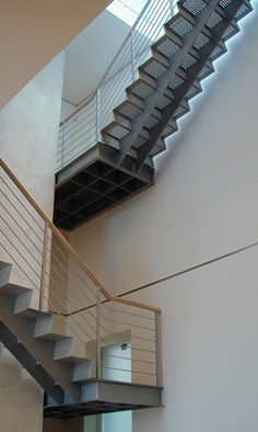 1000 images about kuo stair on pinterest cable railing for Prefabricated staircases