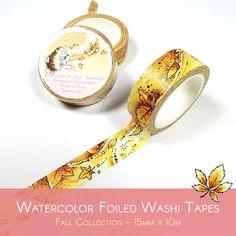 Filofax, Autumn Style, Fall Decorations, Fall Collections, Autumn Inspiration, Washi Tape, Autumn Fashion, Wedding Rings, Etsy