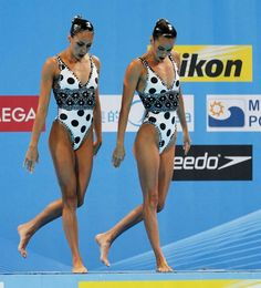 Natación sincronizada campeonato mundial