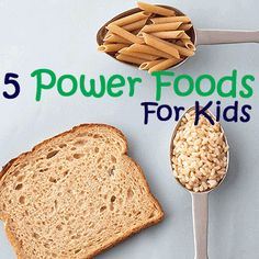 Learn how to fit in foods with crucial nutrients into your child's #healthy diet.