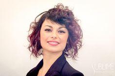 #colore #shatush #color #crazy #smile #beautiful #girl #italiangirl #funny #fashion #moda #parrucchiere #Sublime #Milano #Marika #curly #hair #curlyhair #capelli #mossi #ricci