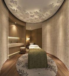 Image result for amethyst slab spa interior design spa