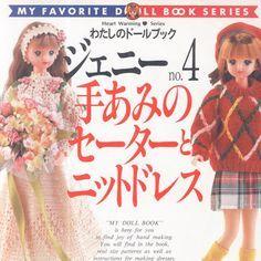 My favorite doll book 4 Jenny