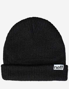 Neff - Fold Beanie black